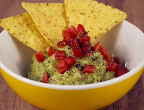 Guacamole e Tortillas – L'aperitivo Messicano di Wellny